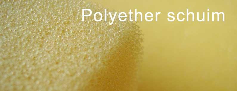 polyether schuim