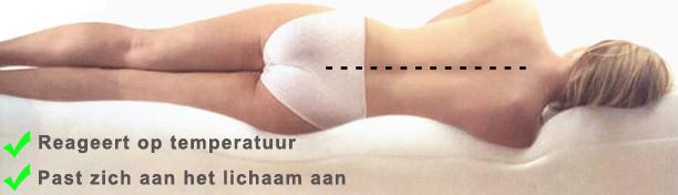 voordelen van traagschuim matrassen